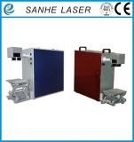 Машина маркировки лазера волокна новой конструкции портативная для металла