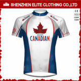 2016 roupa de ciclagem de Canadá da equipe do verão para homens