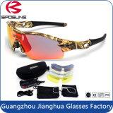 يحسن تصميم [منس] زجاج قابل للتبديل 5 [أوف400] عدسة يستقطب رياضات نظّارات شمس مع [كرّي كس]