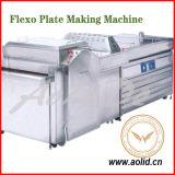Máquina separada de la placa de Flexo de la máquina de fabricación de placa