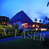 Luce laser esterna del giardino dell'elfo della decorazione di natale della luce laser di modo