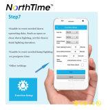 Nuovo prodotto! Indicatore luminoso di via solare di controllo mobile LED 6 watt