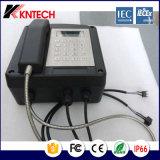 Het explostion-Bewijs van Kntech Knex1 Telefoon Met geringe geluidssterkte voor Industriële Kolenmijn
