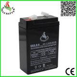 6V 2.8ah 20hr AGM gedichtete Leitungskabel-Säure-Batterie