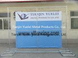 PVC 입히는 안전 철망사 체인 연결 담, 검술하는 2016 체인 연결, 좋은 가격에 있는 체인 연결 담의 중국 공급자