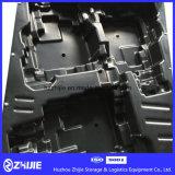 Складная и Stackable рамка стальной заварки штабелируя