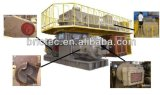 Máquina de fatura de tijolo alemão da capacidade elevada da tecnologia