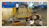 Tijolo da argila vermelha de baixo preço que dá forma e que faz à venda da máquina em India