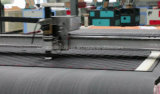 Cartón CNC cuchillo cortador Máquina oscilatorio / vibratorio de la máquina de corte