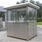 Casa de protector prefabricada del precio bajo/prefabricada móvil