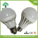 Selling chaud E27 B22 PBT Housing 3W 5W 7W 9W 12W DEL Lighting Bulb, DEL Bulb