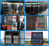 Баки с кислородом 47L безшовной стали ISO9809-3