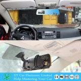 4.3 Inchrearview-Spiegel-Auto DVR, 800*480 Digital Bildschirm-Auto-Rückseiten-Spiegel DVR, Doppelobjektiv-Auto DVR