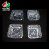 卸し売り包装PVCのペット、PE、PPのまめの皿ボックス包装をを群がらせるPVCが付いている内部の皿