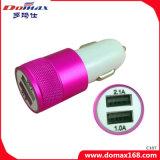 移動式携帯電話の小道具2 USB力のアダプター車の充電器