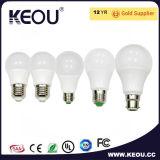 Ampoule d'éclairage LED d'E27 5W 7W 9W 12W