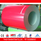 Aço Prepainted vermelho roxo HDP PPGI revestido de Ral 3004