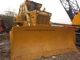Livello basso usato che funziona il bulldozer di KOMATSU della scavatrice di ore con l'argano per il servizio globale (D155A)