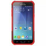 Caja a prueba de choques híbrida barata del teléfono para Samsung J2