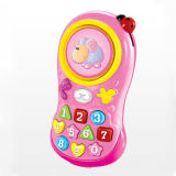 En71 Approval Plastic Baby Mobile Phone Toy (H4646108)