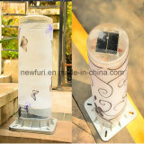 Lampada variopinta solare di paesaggio (lampada del giardino)