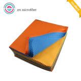 Kundenspezifische Pantone Farbe Microfiber optisches Putztuch