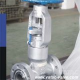 Flange industriale o Bw Estremità Cast Iron & Forged Stainless Steel Globe Valve