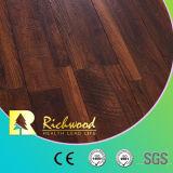 Revêtement en vinyle à main scellée Bois bordé ciré Stratifié stratifié Plancher en bois