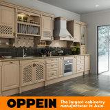 De Antieke Eiken Stevige Houten Keukenkast van Oppein (OP12-L001)