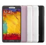 Telefone móvel de 2016 telefones espertos Android do telefone de pilha N9005 de Galexi Note3 III das vendas por atacado