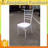 2015 самый дешевый популярный самомоднейший оптовый белый стул Chiavari (JC-WA1623)