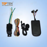 FCC, GPS Car Tracker van Ce Approved met Online Tracking, USB Configuration (gt08-ER)