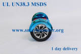 Colorful Lights와 Bluetooth Chrome Color를 가진 8inch Two Wheels Self Balancing Scooter