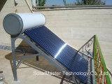 Verwarmer van het Water van Solarmaster de Integratie Onder druk gezette Zonne