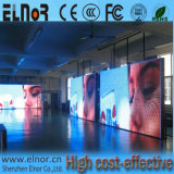Tela de indicador ao ar livre do anúncio comercial do diodo emissor de luz da cor P4.81 cheia