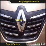 Cámara delantera del coche del CCD de la opinión trasera de la insignia para Renault 2014 Koleos