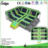 カスタマイズされたMade Trampoline Indoor Trampoline Park (sv4528)