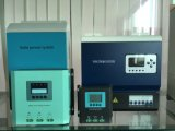 Controlador solar da carga da alta qualidade 40A 80A 24V MPPT com indicador do LCD