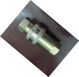 Hydraulische schnelle schließen Schlauch-Kupplung ISO 7241 a an
