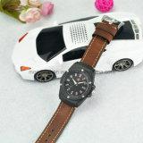 中国製造業者ほとんどの好ましい価格カスタム実質カーボンファイバーの腕時計のアクセサリ