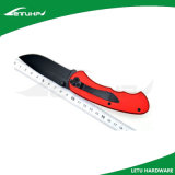 Propósito multi del EDC plegable el cuchillo al aire libre de la supervivencia que acampa