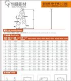 Household Ladders Aluminium Ladderの製造業者