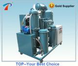 Alto purificador de aceite del motor de vacío eficaz con separador de agua