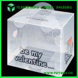 플레스틱 포장 접히는 차 선물 판지 상자