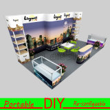 10FT 20FT 30FT Portable Modular Trade Show Exhibition Booth Display