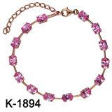 Armband 925 van de Juwelen van de manier Zilver (k-1890, k-1891, k-1892., k-1893., k-1894, k-1895.)