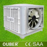Refrigerador agua-aire de enfriamiento de la pista de aire del desierto del refrigerador del sistema evaporativo de la refrigeración por evaporación