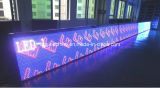 P10 Outdoor Perimeter RGB LED Display de cor completa Painel De LED