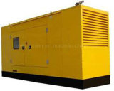 2MW Containerized Cummins Diesel Engine Power Plant