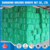 Réseau bon marché de construction de sûreté de HDPE de prix usine à vendre